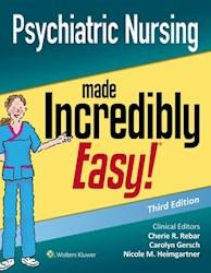 E-book Psychiatric Nursing Made Incredibly Easy!