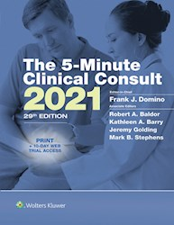 E-book 5-Minute Clinical Consult 2021