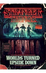 Papel Stranger Things: Worlds Turned Upside Down
