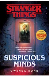 Papel Stranger Things: Suspicious Minds