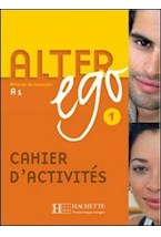 Papel ALTER EGO 1 CAHIER D ACTIVITES