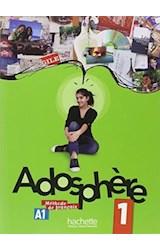 Papel Adosphere 1 Livre de L'Eleve
