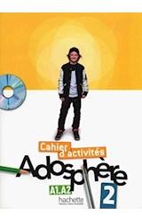 Papel Adosphere 2 Cahier d'activites