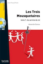 Papel Les Trois Mousquetaires Tome 1 (A2)