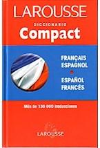 Papel DICCIONARIO COMPACT ESPA\OL FRANCES  FRANCAIS  ESPAGNOL