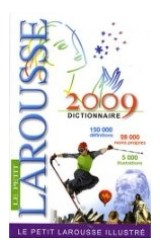 Papel Le Petit Larousse 2009