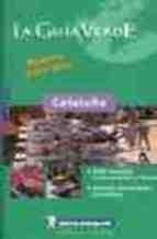 Libro Cataluña  La Guia Verde