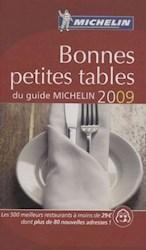 Libro Bonnes Petites Tables Du Guide Michelin 2009