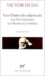 Papel Les Chants Du Crepuscule