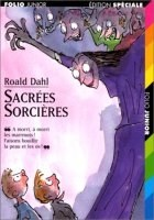 Papel Sacrees Sorcieres (Folio Junior)