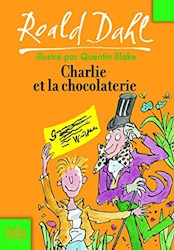 Papel Charlie Et La Chocolate (Folio Junior)