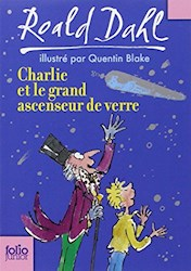 Papel Charlie Et Le Grand Ascenseur De Verre (Folio Junior)