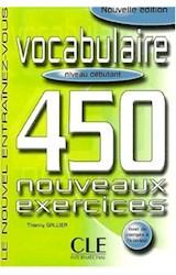 Papel Vocabulaire: 450 noveaux exercices (Débutant)