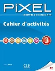 Papel Pixel 3 Cahier D'Activites