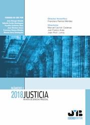 Libro Justicia 2018 N 1.