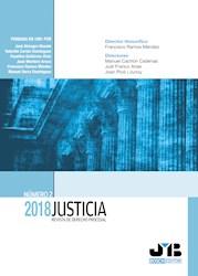Libro Justicia 2018, Numero 2.