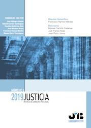 Libro Justicia 2019, Numero 1