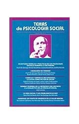 Papel TEMAS DE PSICOLOGIA SOCIAL 25