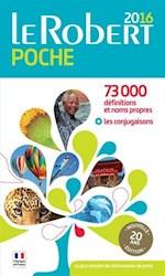 Papel Le Robert Poche 2016