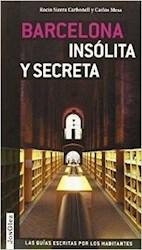 Papel Barcelona Insólita Y Secreta