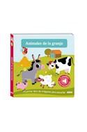 Papel ANIMALES DE LA GRANJA (COLECCION MI PRIMER LIBRO DE IMAGENES PARA ESCUCHAR) [+1 AÑO] (CARTONE)