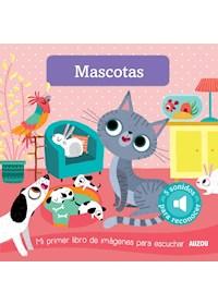 Papel Libro Sonoro: Mascotas