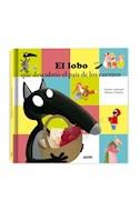 Papel LOBO QUE DESCUBRIO EL PAIS DE LOS CUENTOS (COLECCION MIS GRANDES ALBUMES) [ILUSTRADO] (CARTONE)