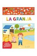 Papel GRANJA (INCLUYE UN CUADERNO CON ESCENARIOS PARA DECORAR + 230 PEGATINAS)
