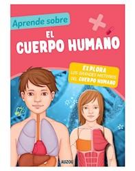 Libro Aprende Sobre: El Cuerpo Humano