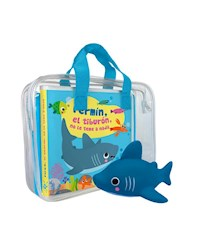Libro Fermin El Tiburon ,No Le Teme A Nada