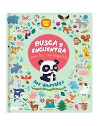 Libro Busca Y Encuentra Para Los Mas Chiquitos : Los Animales