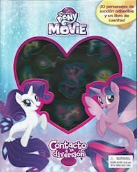 Libro My Little Pony - Contacto A La Diversion