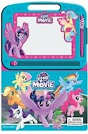 Papel MY LITTLE PONY THE MOVIE (INCUYE PIZARRA MAGICA) (CARTONE)