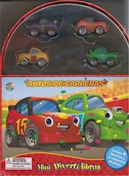 Libro Autos De Carreras