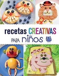 Libro Recetas Creativas Para Nios