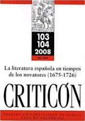 Papel Criticon 103-104