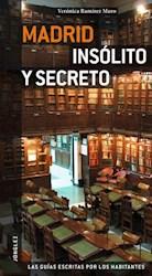 Papel Madrid Insolita Y Secreta