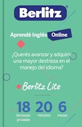 Libro Curso Berlitz Lite Aprende Ingles Online