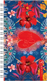 Libro Agenda 2020 Eco Chic Pocket Azul