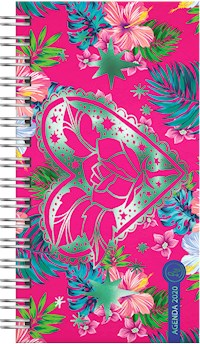 Libro Agenda 2020 Eco Chic Pocket Fucsia