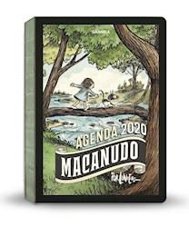 Libro Agenda 2020 Macanudo Cosida Bosque