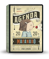 Libro Agenda 2020 Macanudo Cosida Bandera