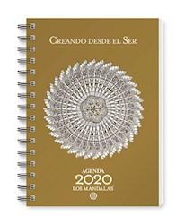 Libro Agenda 2020 Mandalas Anillada