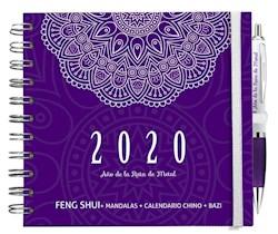 Libro Agenda 2020 Feng Shui Anillada Chica