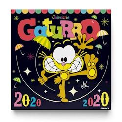 Libro Calendario 2020 Gaturro De Pared