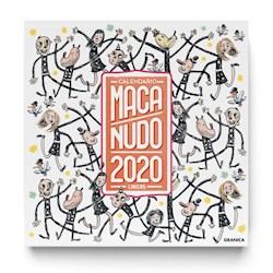Libro Calendario 2020 Macanudo De Pared