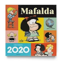 Libro Calendario 2020 Mafalda De Pared
