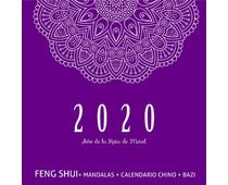 Libro Calendario 2020 Feng Shui De Pared