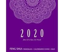 Libro Calendario 2020 Feng Shui De Pared