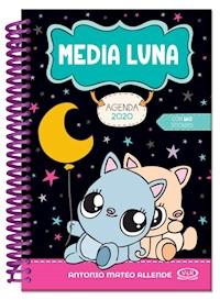 Libro Agenda 2020 Media Luna Negra
